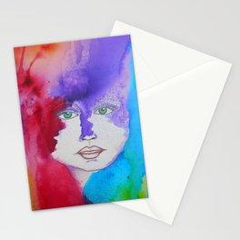 Bella SASS Girlz - Zena - SASS = STRONG and SUPER SMART Stationery Cards