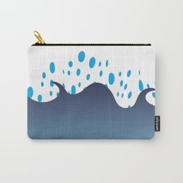 Bubbles in the Sea by FreddiJr Carry-All Pouch