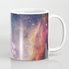 The Universe under the Microscope (Magellanic Cloud) Coffee Mug