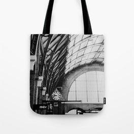 Kings Cross Station, London Tote Bag
