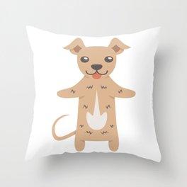 Galgo Espanol Gift Idea Throw Pillow
