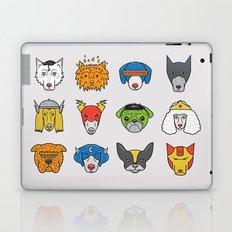 Super Dogs Laptop & iPad Skin