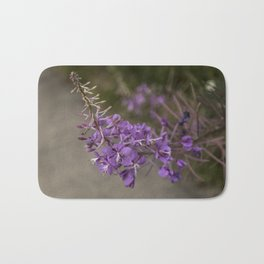 Coldwater Lake Flower Bath Mat