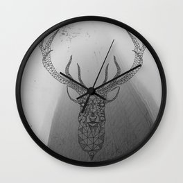 The Old Master Wall Clock