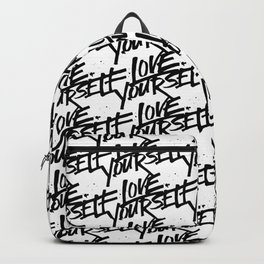 love yourself Backpack
