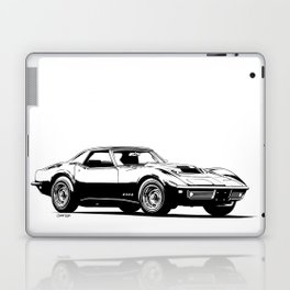 A. M. 7 Laptop & iPad Skin