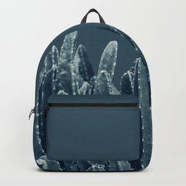 Blue Cacti Dream #1 #minimal #decor #art #society6 Backpack