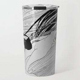 Gustav Klimt - The Blood Of Fish Travel Mug