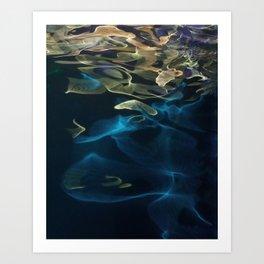 H2O #49 Art Print
