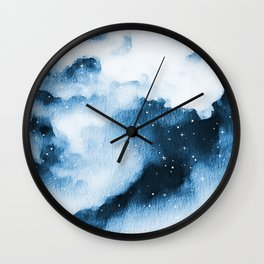Dont Hide Under Me Wall Clock