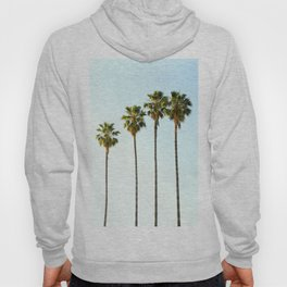 Four Palm Trees Hoody