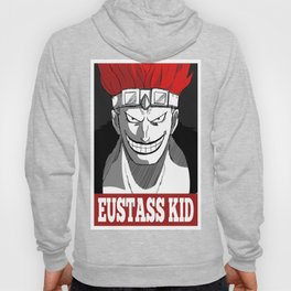Eustass Kid OB Hoody