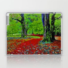 Fantasy Woodland Laptop & iPad Skin