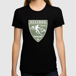 Ski Kellogg Idaho T-shirt