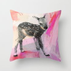 My Dear Throw Pillow