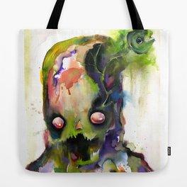brain fish Tote Bag