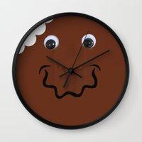 moschino Wall Clocks featuring Moschino Popsicle  by RickyRicardo787