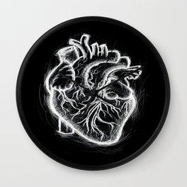 Telltale Heart Wall Clock