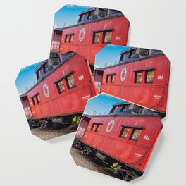 Red Caboose Tilton New Hampshire Coaster