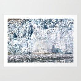 Icebreaker Art Print