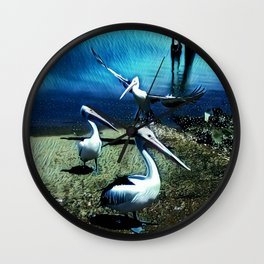 Collect Moments Wall Clock