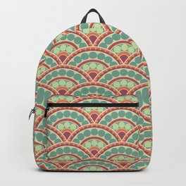 Peacock Tails Backpack