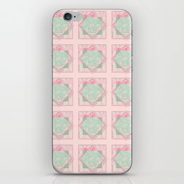 Button and Bows iPhone Skin