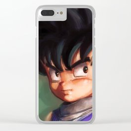 Warrior in the Making Clear iPhone Case