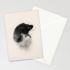 Polar Opposites  Stationery Cards