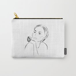 Marble Ring Carry-All Pouch