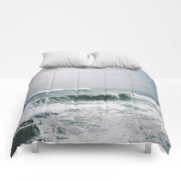 Waves III Comforters