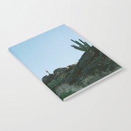 Arizona Desert Moon Notebook