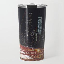 New York 02 Travel Mug