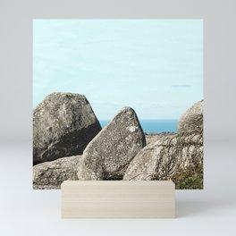 Stonework ll Mini Art Print