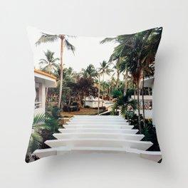 Grand Paradise View Throw Pillow