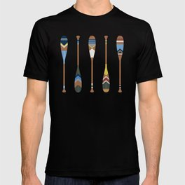 Painted Oars T-shirt