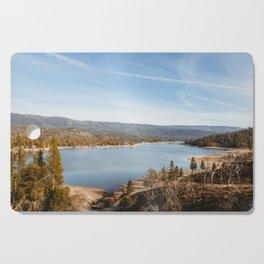 Bass Lake, California Cutting Board