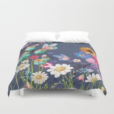 The Meadow Duvet Cover