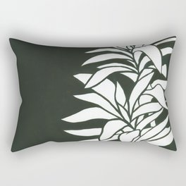 Stay or Leaf Rectangular Pillow