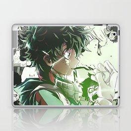 Midoriya Izuku My Hero Academia Laptop & iPad Skin
