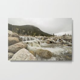 Roaring River Metal Print