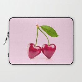 CHERRY LOVE Laptop Sleeve