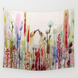 si fou de vous Wall Tapestry