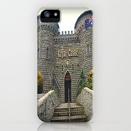 Kryal Castle iPhone Case