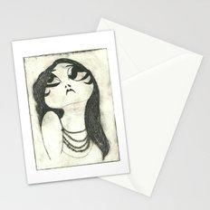 Theda Bara Stationery Cards
