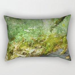Where Miracles Are Born Rectangular Pillow