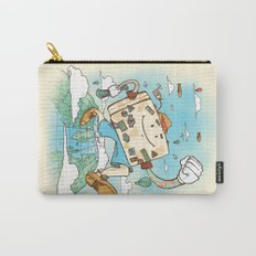 Mr Globetrotter Carry-All Pouch