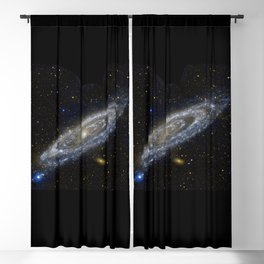 The Andromeda Galaxy Blackout Curtain