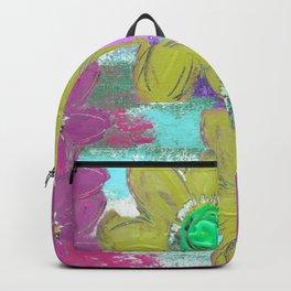 FLORAL MASHUP Backpack