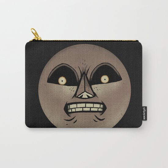 THE MOON. Carry-All Pouch